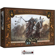 A Song of Ice & Fire: Tabletop Miniatures Game - Bolton Flayed Men  Product #CMNSIF503