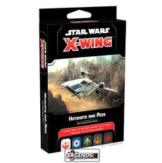 STAR WARS - X-WING - 2ND EDITION  - Hotshots & Aces Reinforcements Pack