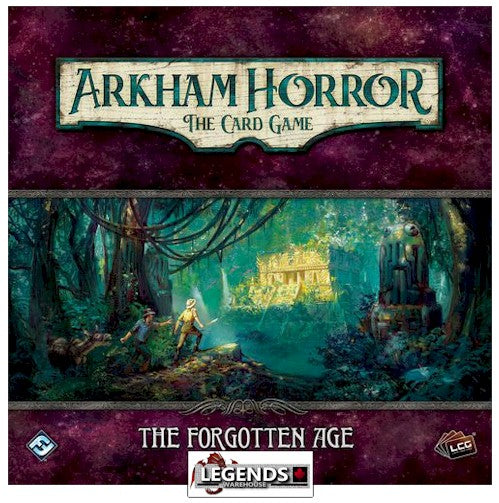 ARKHAM HORROR - The Card Game - THE FORGOTTEN AGE