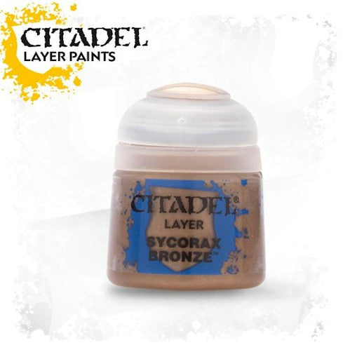 CITADEL - LAYER - Sycorax Bronze