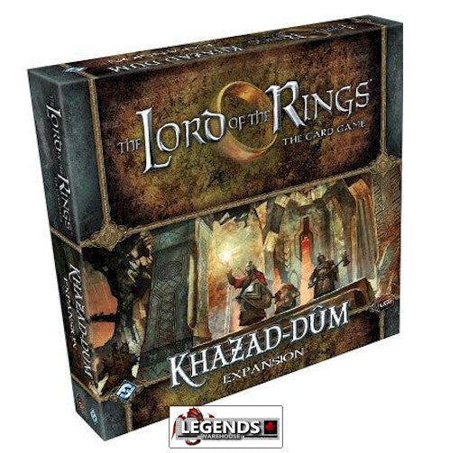 LORD OF THE RINGS: LCG - KHAZAD-DUM Deluxe Expansion