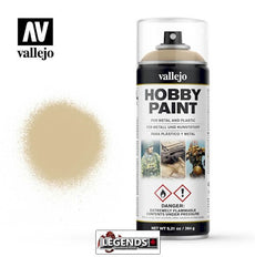 VALLEJO SPRAY PAINT - 400mL  Bonewhite 28013