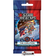 STAR REALMS - COMMAND DECK - THE COALITION