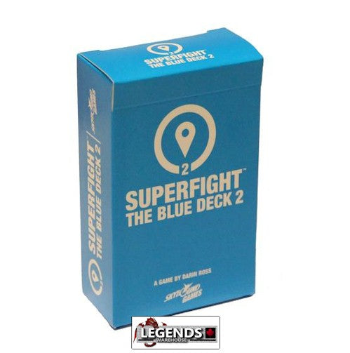 SUPERFIGHT - The Blue Deck 2
