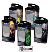 MTG - CORE SET 2020 - Set of 5 Planeswalker Decks  - ENGLISH