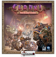 CLANK ! - THE MUMMY'S CURSE EXPANSION