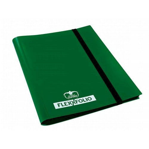 ULTIMATE GUARD - FlexXfolio™ 9-Pocket - GREEN