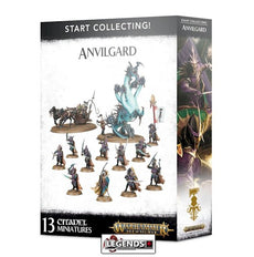 WARHAMMER AGE OF SIGMAR -  START COLLECTING - ANVILGUARD