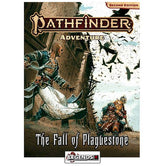 PATHFINDER - 2nd Edition - Adventure Path - The Fall of Plaguestone
