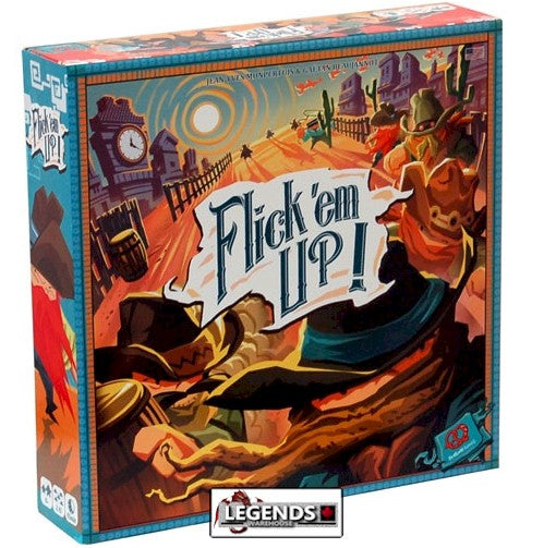 FLICK 'EM UP! - 3rd Edition