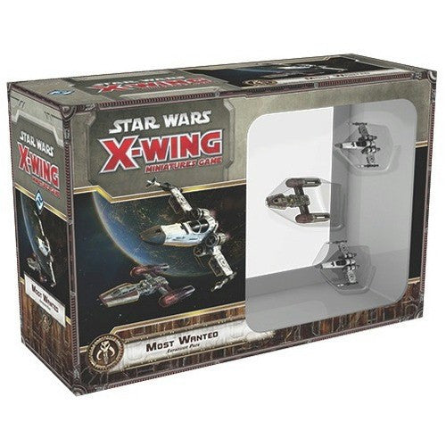 STAR WARS - X-WING - Most Wanted Expansion Pack