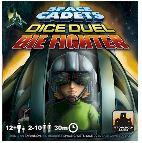 SPACE CADETS - DICE DUAL - DIE FIGHTER