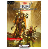 DUNGEONS & DRAGONS - 5th Edition RPG:  EBERRON - Rising from the Last War