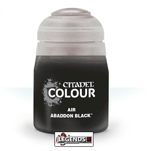 CITADEL - AIR - Abaddon Black - 24ml