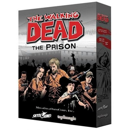 WALKING DEAD: THE PRISON BOARD GAME