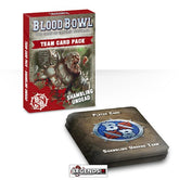 BLOOD BOWL - Blood Bowl Team Card Pack – Shambling Undead