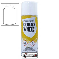 CITADEL - SPRAY - Corax White - 400ml *IN-STORE ONLY*