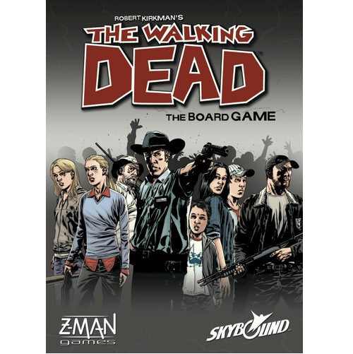 WALKING DEAD: THE BOARD GAME