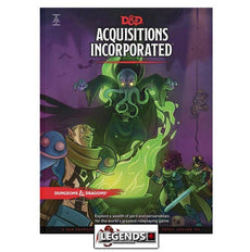 DUNGEONS & DRAGONS - 5th Edition RPG:  Acquisitions Incorporated