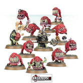 AGE OF SIGMAR - GLOOMSPITE GITZ - Squig Herd