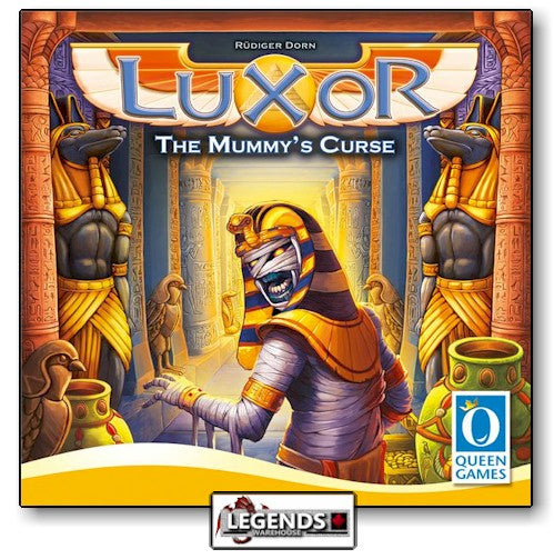 LUXOR - THE MUMMY'S CURSE EXPANSION