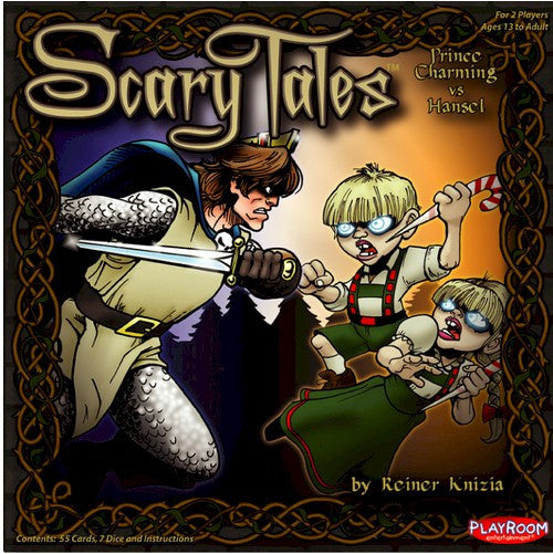 SCARY TALES - Prince Charming vs. Hansel