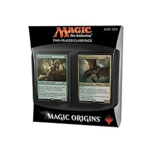 MTG DECKS -  ORIGINS CLASH PACK