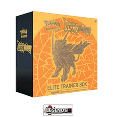 POKEMON - Sun and Moon: ULTRA PRISM  Trainer Box -  Dusk Mane Necrozma