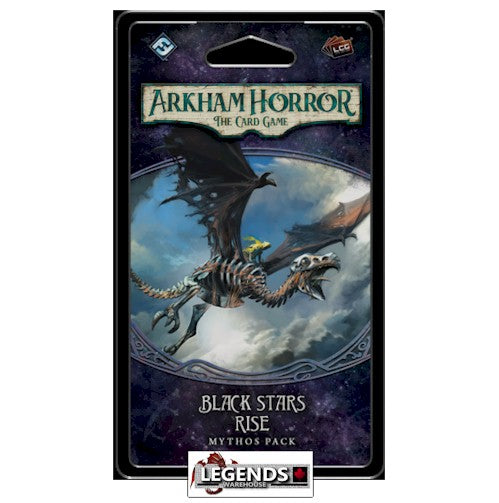 ARKHAM HORROR - The Card Game - Black Star Rise