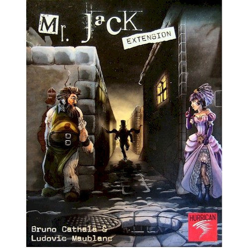 MR. JACK - EXTENSION