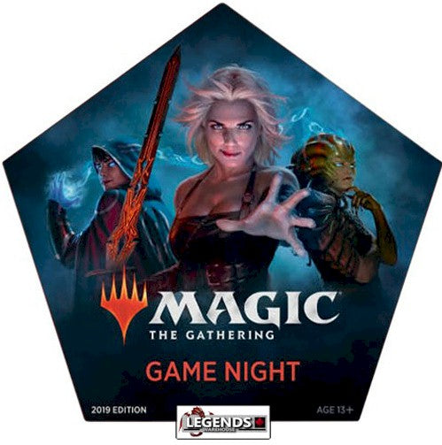 MTG - MAGIC GAME NIGHT - 2019