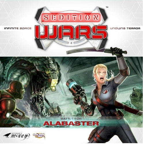 SEDITION WARS - Battle for Alabaster