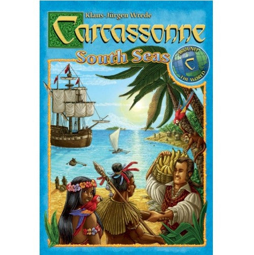 CARCASSONNE - South Seas