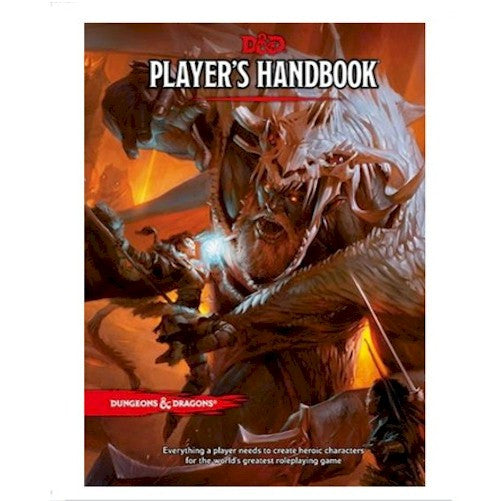 DUNGEONS & DRAGONS - 5th Edition RPG: Player's Handbook