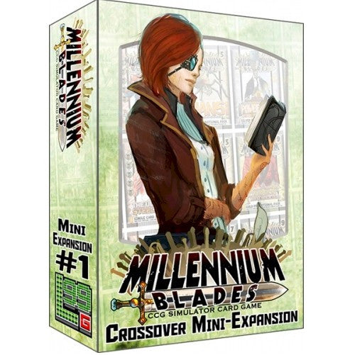 MILLENNIUM BLADES - CROSS-OVER MINI EXPANSION
