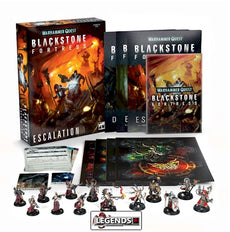 THE BLACKSTONE FORTRESS - ESCALATION