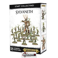 WARHAMMER AGE OF SIGMAR - START COLLECTING - SYLVANETH