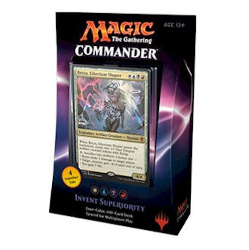 MAGIC COMMANDER - 2016 - INVENT SUPERIORITY