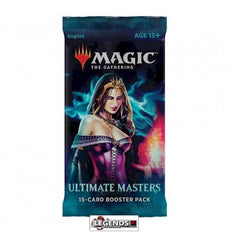 MTG - ULTIMATE MASTERS BOOSTER PACK - ENGLISH