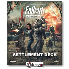 FALLOUT: WASTELAND WARFARE - Settlement Deck
