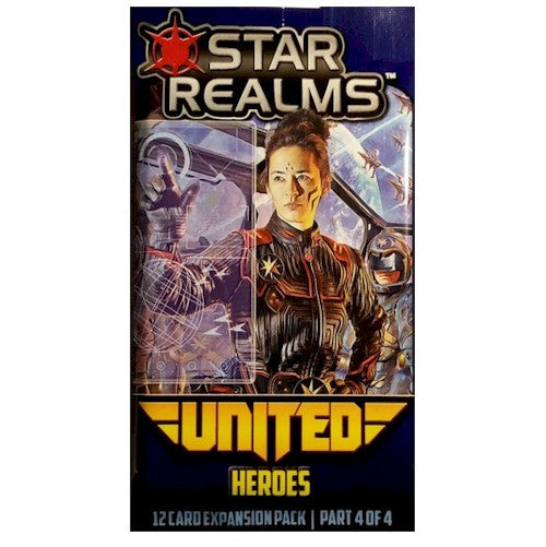 STAR REALMS - UNITED - HEROES