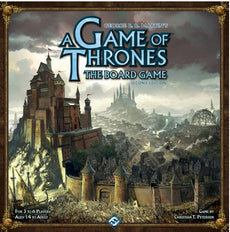 A GAME OF THRONES - THE BOARD GAME  2ND ED.