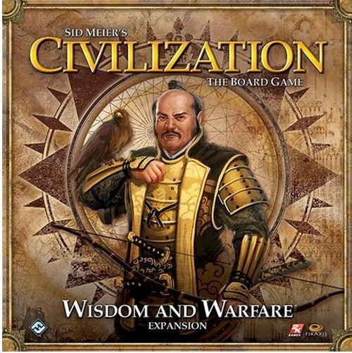 CIVILIZATION - The Board Game - Wisdom and Warfare