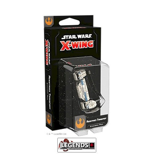 STAR WARS - X-WING - 2ND EDITION  - Resistance Transport Expansion Pack