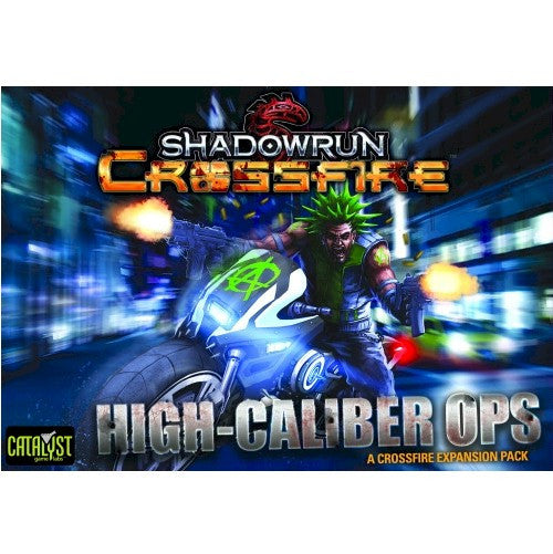 SHADOWRUN - High Caliber Ops
