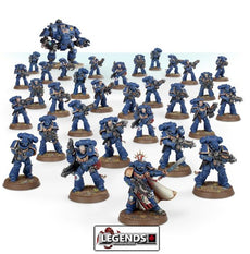 WARHAMMER 40K - APOCALYPSE - Space Marines Battalion Detachment