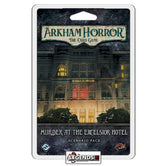 ARKHAM HORROR - The Card Game - Murder at the Excelsior Hotel Scenario Pack