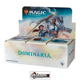 MTG - DOMINARIA BOOSTER BOX - ENGLISH