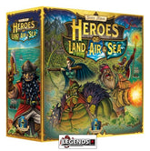 HEROES of LAND, AIR & SEA   (PRE-ORDER)