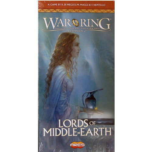 WAR OF THE RING - LORDS OF MIDDLE-EARTH
